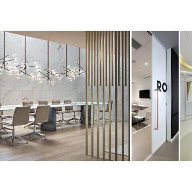 办公室设计 空间设计 室内设计 高端写字楼设计_3491489