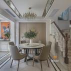 现代奢华餐厅设计图片