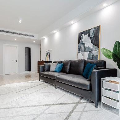 现代简约客厅沙发图片