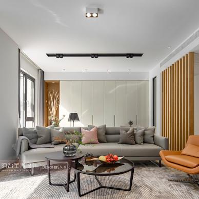 台式风格别墅客厅区设计图