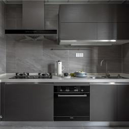 淡雅北欧风厨房设计