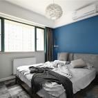 精简北欧三居卧室设计实景