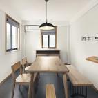 「Ethereal Grey 1°灰」日式餐厅实景图