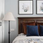 精装美式三居次卧设计图