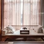 法式风格休闲区设计图片