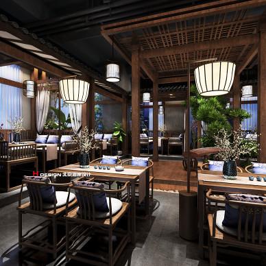 贵阳墨府餐厅设计_3500488