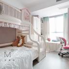 92㎡现代北欧儿童房设计图片