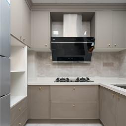 美式轻奢厨房设计图片