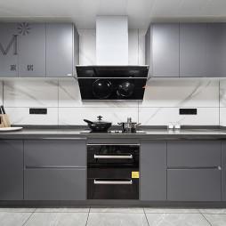 240㎡现代北欧厨房设计图片