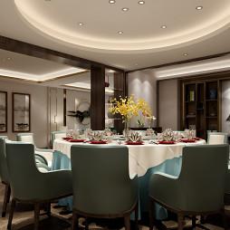餐厅设计_3504156