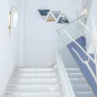 泰州婚纱店楼梯设计图