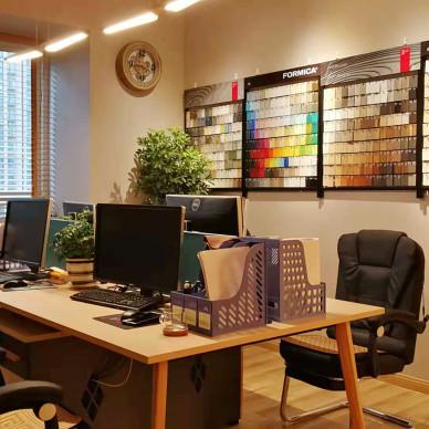 【十兆设计--武汉】十兆设计办公室_3504582