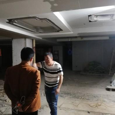 昆明青舍青逸太空仓酒店——大厅