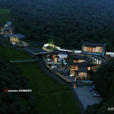 了忘谷精品民宿--北京海岸设计_3508492