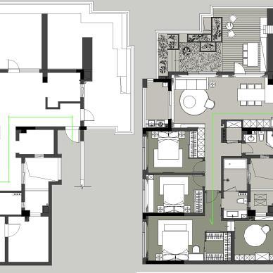 如果我家也有这样的天井书房,我才不出门_3509510