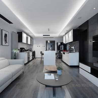 高品質現代客廳設計實景圖