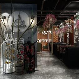 新天地二楼小咖啡厅_3515526