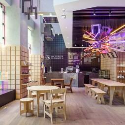 联合零售概念店内部设计图