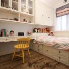 地中海风儿童房设计图