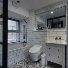 时髦现代卫浴图片