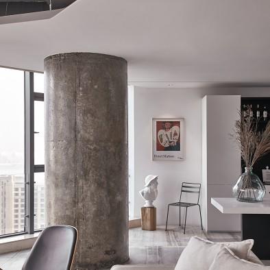 一个将自然与家共生,愉悦自在的设计公司
