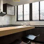 loft复式吧台设计图