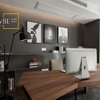 loft复式书房设计图片
