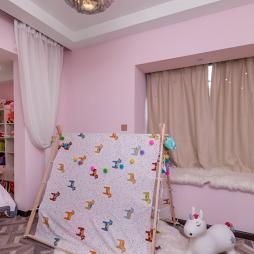 白而不平北欧儿童房设计图