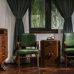 北京觅舍酒店桌椅图片