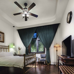 北京觅舍酒店卧室设计图