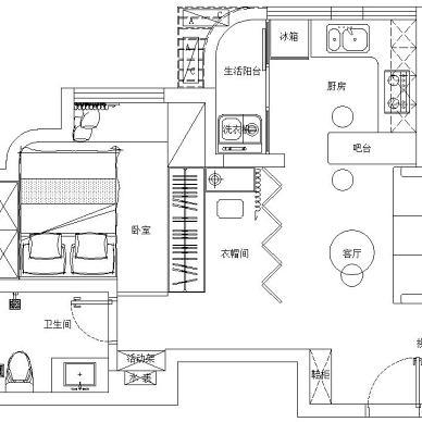 溫馨--公寓_3526664