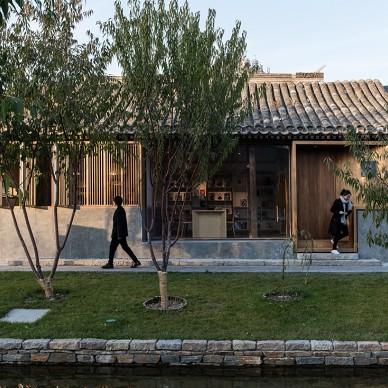 春风习习读书会---河边小屋改造屋改造_3527221