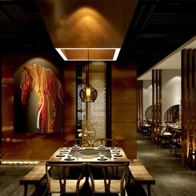 中式--餐厅_3527383