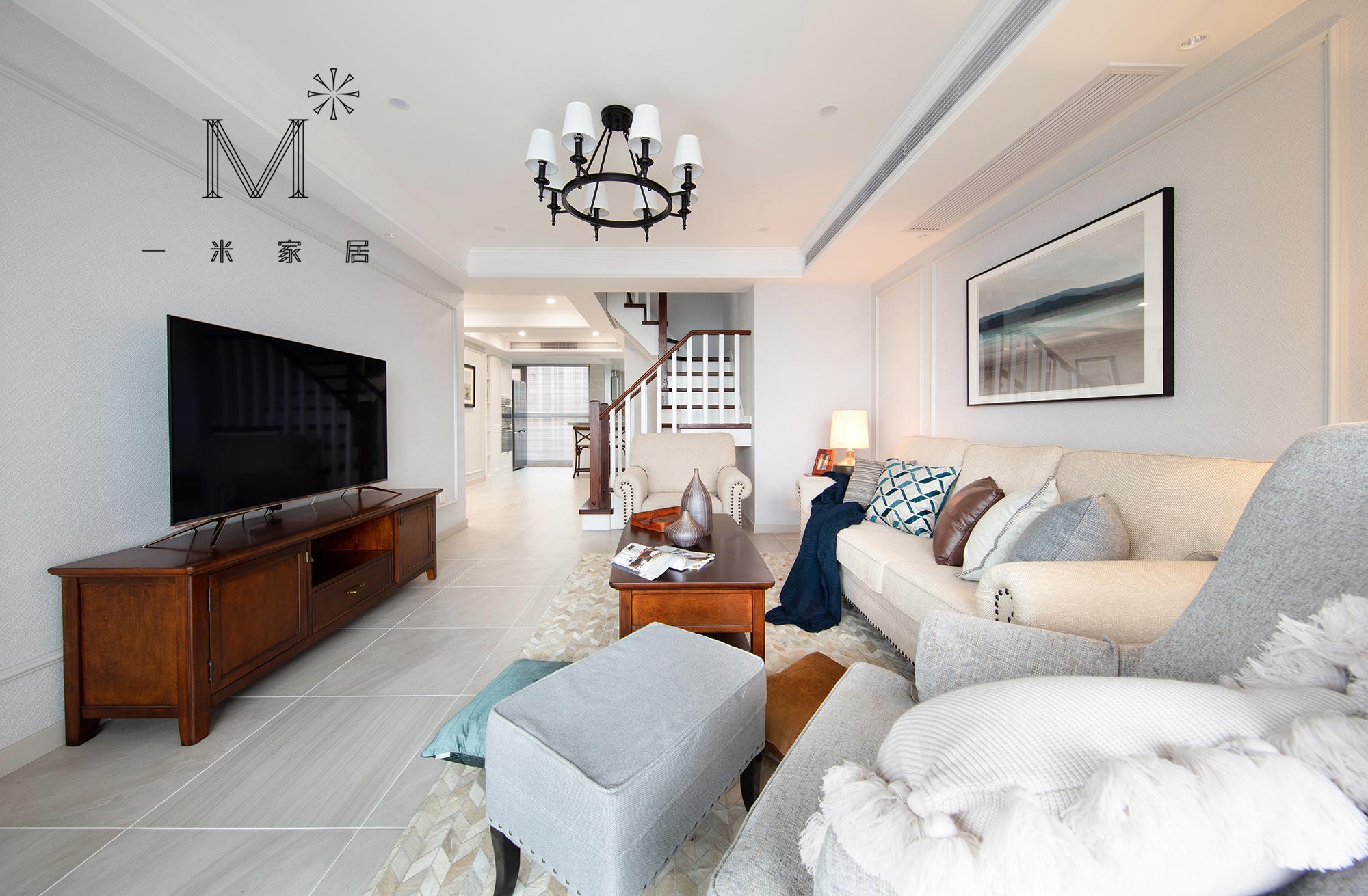 精美200平现代复式布置图客厅现代简约客厅设计图片赏析