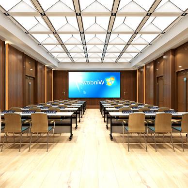 会议大厅-----梦之蓝大酒店_3529117