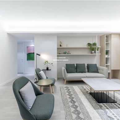 欢乐佳园装饰 从房子变成家,客厅实用性最大化的布局方法_3530234