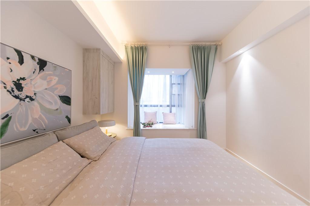 欢乐佳园装饰 从房子变成家,客厅实用性最大化的布局方法卧室