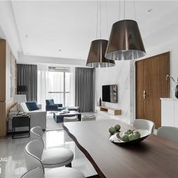 簡致現代客廳設計