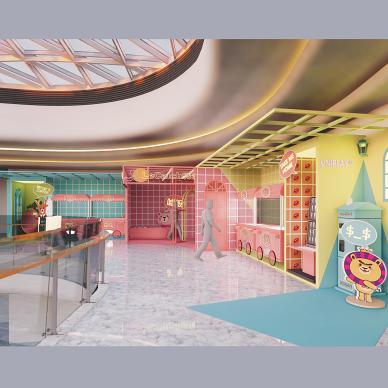 【美陈设计】深圳壹方城五楼——公主屋设计_3535678