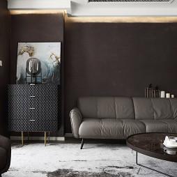 高规格现代客厅沙发图