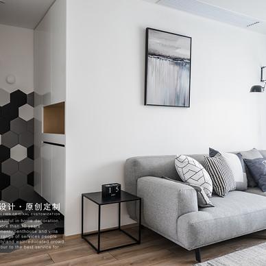 储物柜+楼梯,北欧原木风这么设计超实用_3537857