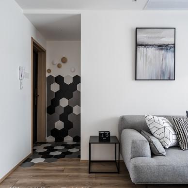储物柜+楼梯,北欧原木风这么设计超实用_3537858
