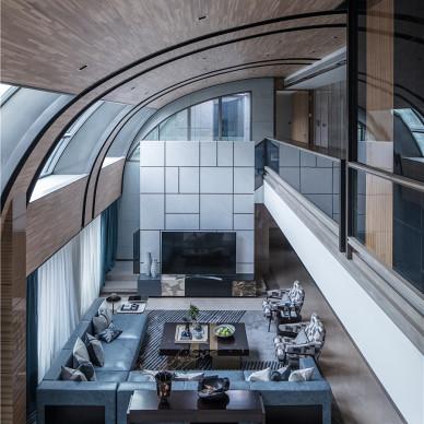 质感现代客厅设计图片