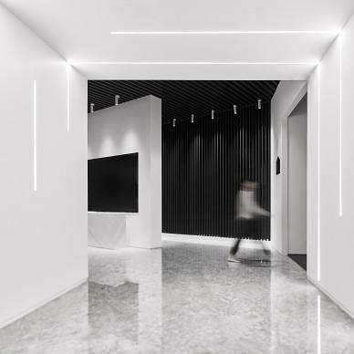 EMTEK·质量大众展厅过道设计