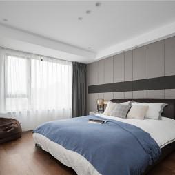 时尚现代风卧室设计图片
