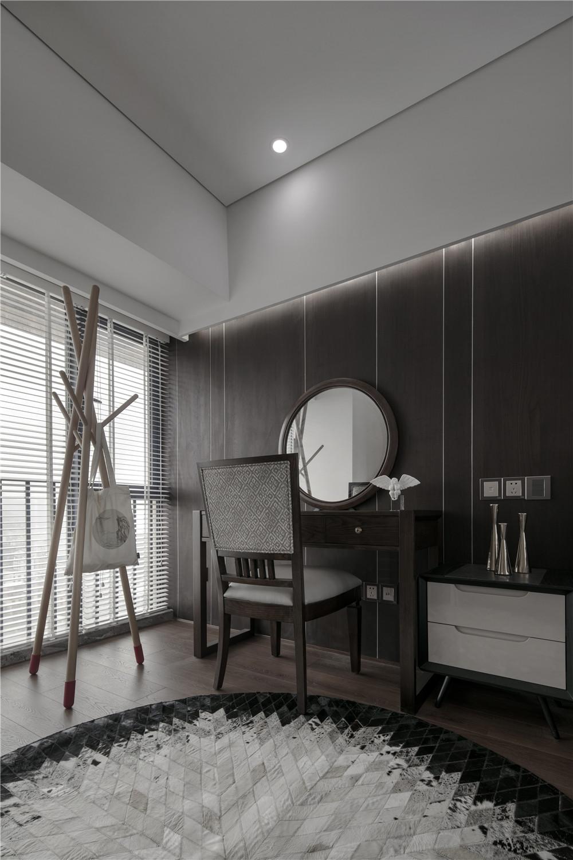 盛世现代卧室梳妆台设计图卧室现代简约卧室设计图片赏析