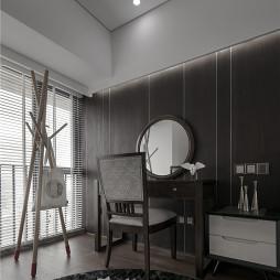 盛世现代卧室梳妆台设计图