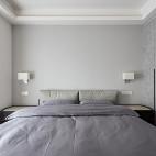 精简约风卧室设计图片