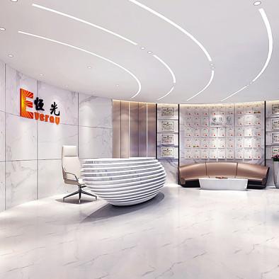 恒光集团公司办公室装修设计