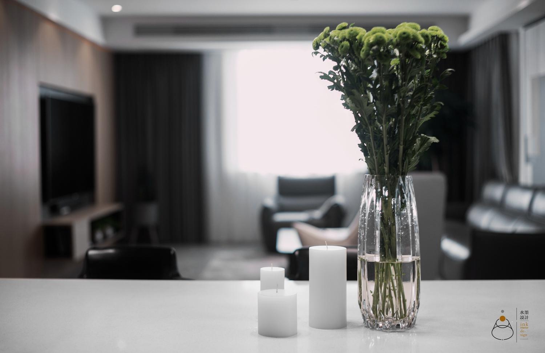 大气126平简约三居客厅效果图片大全客厅现代简约客厅设计图片赏析